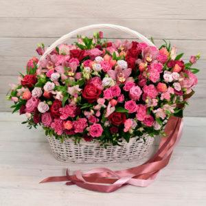 купить цветы в голицыно