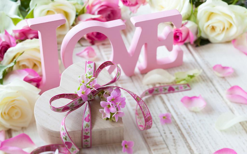 Какие цветы дарить на день Святого Валентина
