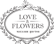 Love & Flowers Logo